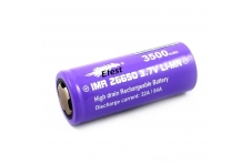 Accus EFEST Purple 26650 en 3500 Mah