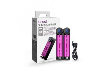 Chargeur Accu Slim K2
