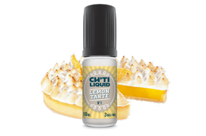 Ch'ti Liquid Lemon Tarte 10 ml