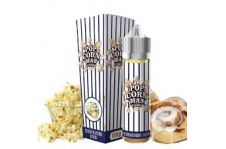Pop Corn Man Cinnamon Bun 50 ml 0 mg df.