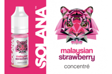 Malaysian Strawberry Concentré Solana 10ml