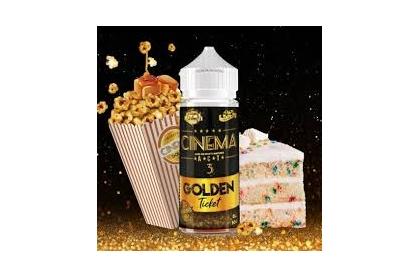 Cinema 3 Réserve - 100 ml - 0mg