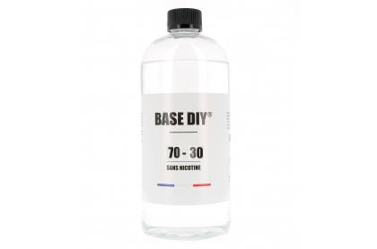 Base 70/30 -1 Litre - 0mg