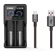 Chargeur Accus Duo VC2S Xtar Light