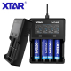 Chargeur Accus VC4S Xtar Light