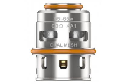 Résistances M Séries Coils - GeekVape - Mo 3 Dual coil 0,3 Ohms